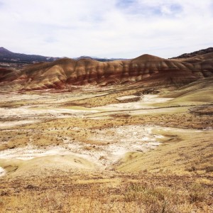 Painted Hills, OR hipsta