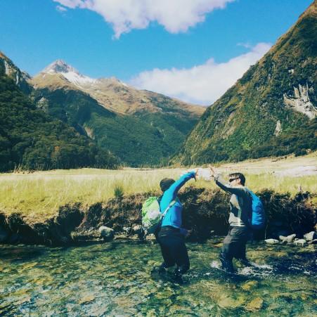 NZ last river crossing