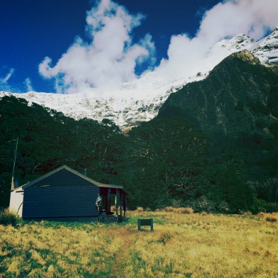 NZ Top Forks Hut